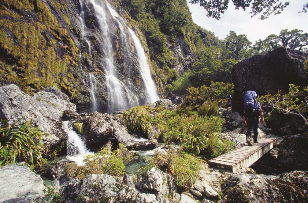 routeburn-track-waterfall-1